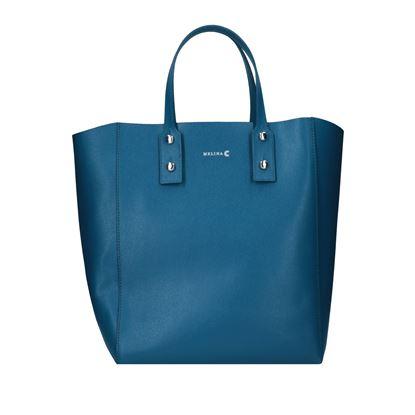 CANEVA SAFFIANO bleu